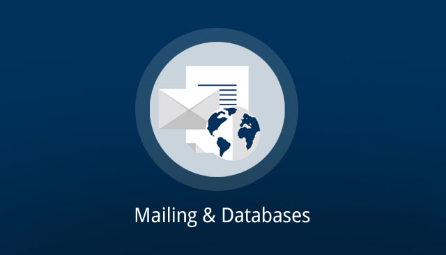 mailing & databases